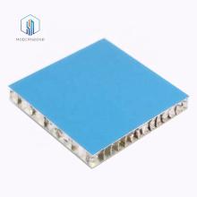 Panel de nido de abeja de aluminio ligero soldado