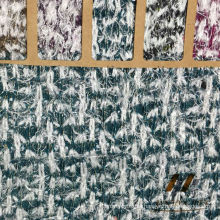 51.9%Acrylic44.4%Poly3.7%Mohair Knitted Fabric (#UKT25709)
