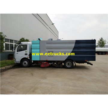 Dongfeng 5000L Road Sweeper Trucks
