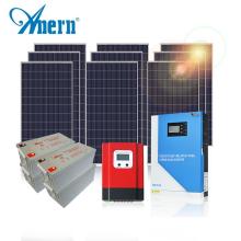 Off grid 1000w 2000w 3000w 6000w 8000w portable solar power generator