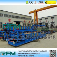 FX step tile forming machine making steel construction materials