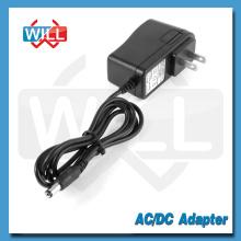 Fabrication UL CUL commutateur 12.5v adaptateur secteur cc