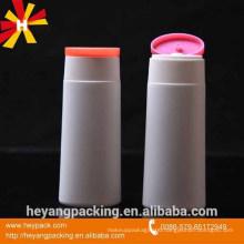 100ml white PE baby lotion bottle