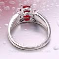 Kupfer Rubin Schmuck Ring Irak Import Schmuck aus China Smart Ring Schmuck