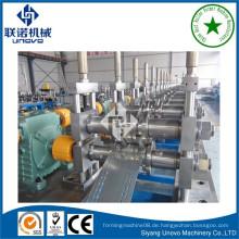 Suqian Stadt Supermarkt Waren Regal Gondel Panel Rollformmaschine
