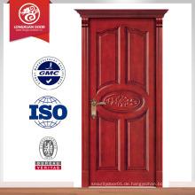 Gute Qualität zusammengesetzte Sapele Holz-Haustürentwurf