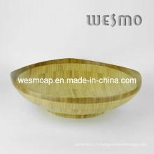 Бамбуковая продукция Салатница (WBB0408A)