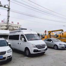 Datong off road caravan mini camper trailer