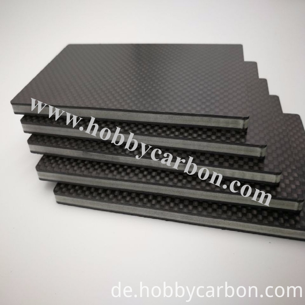 carbon fiber sheet kit