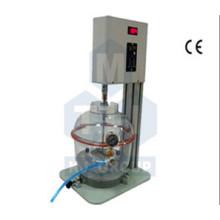Petite machine à mélanger sous vide
