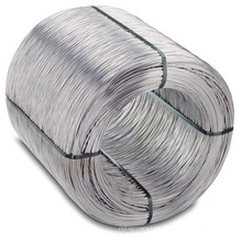 wholesale Electro low carbon hot dipped galvanized steel wire