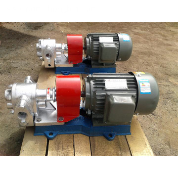 LQB series stainless steel heat insulation gear pump