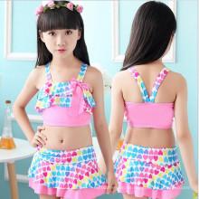 Stilvolle neue Mädchen-Art- und Weisebadebekleidung