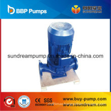 Vertical Pipeline Model: Clear Water Centrifugal Pump
