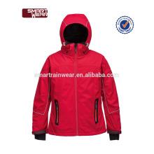 Crianças boutique de qualidade superior esqui jaqueta jaqueta