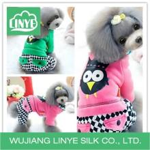 Флисовая милая одежда для щенка