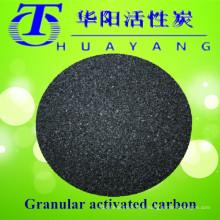Luftreinigung durch Aktivkohle auf Basis von Aktivkohle mit einer Iodzahl von 800