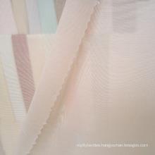 Factory good stretch 65 nylon 35 spandex hosiery power net fabric shape wear fabric mesh stocking fabric