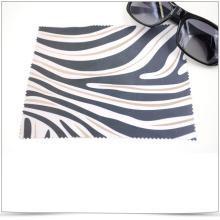 Custom Design Microfiber Sunglass Cleaning Cloth