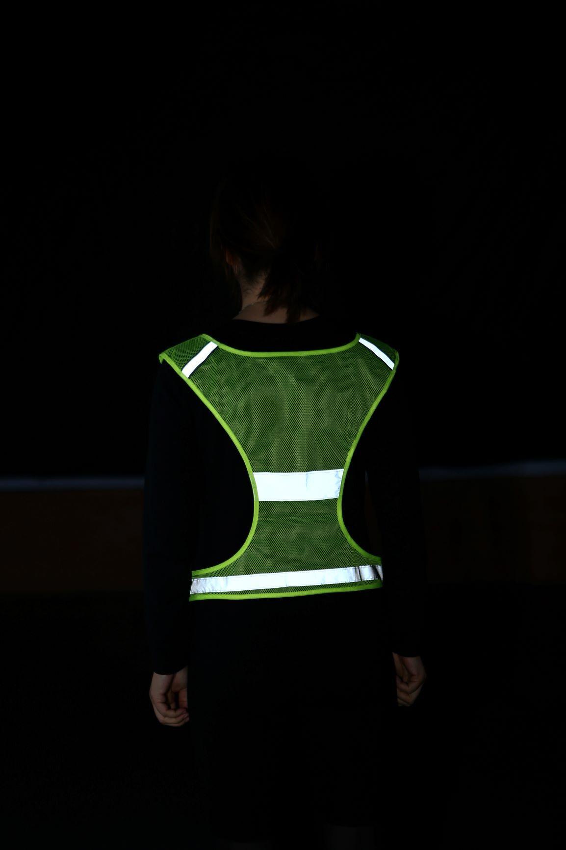 Reflective Safety Vest Biking