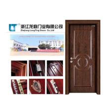 Solide Eingang Holztür für Schlafzimmer (LTS-111)