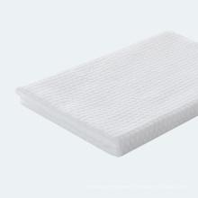 100% Cotton Non Woven Compressed White Face Bath Towel