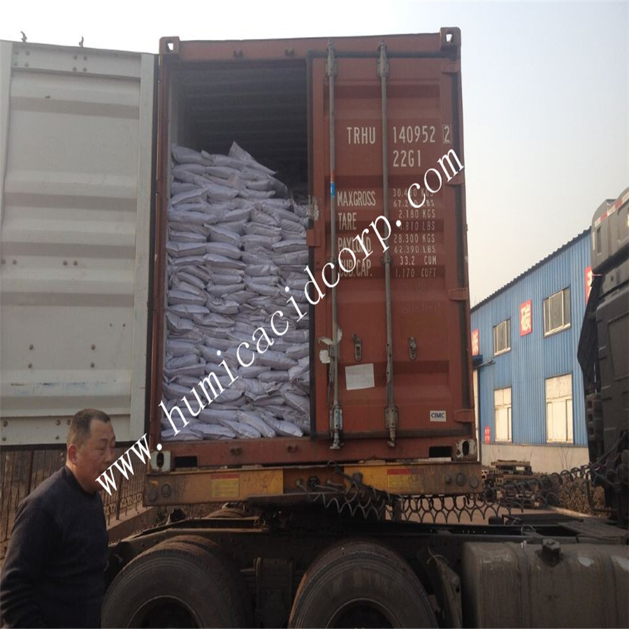 sodium humate powder packing