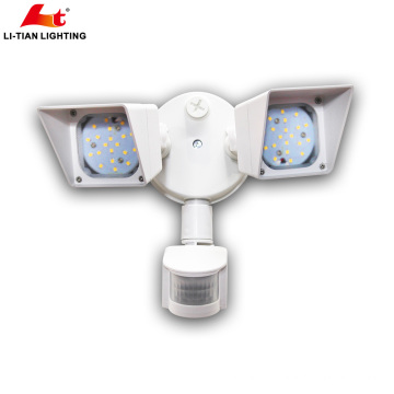 Integrated photocell dusk to dawn sensor led outdoor security light 20w with beam angle 110 180 270 degree