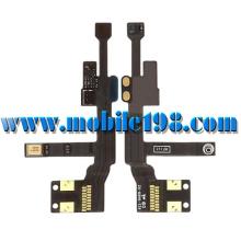 Cable flex de micrófono de teléfono móvil para piezas de reparación de iPhone 5s