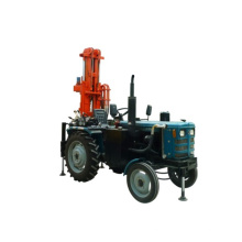 TQZ150 tractor mounted diesel type pneumatic percussion rock drilling rigs