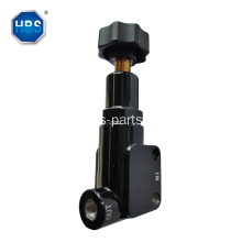 Black Coating Aluminium Adjustable Brake Proportioning Valve