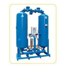 Absorption Blue Proessional Compressed Air Dryer for Sale