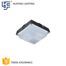Aluminum Housing PC Cover 30w Led Canopy Light
