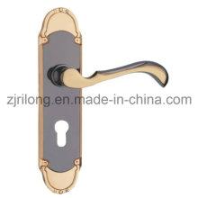 Serrure de porte en style européen pour poignée Df 2716