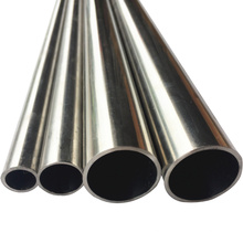 Economical sanitary and environmentally friendly Stainless steel welded round tube