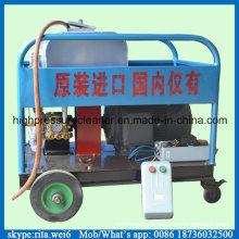 300bar Электрический двигатель 15kw высокого давления воды Jet Blaster Cleaner