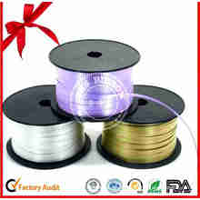 Wholesale Colorful Polyester Curling Ribbon