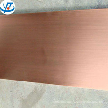 trade assurance 99.9% purity copper plate / sheet / coil factory price