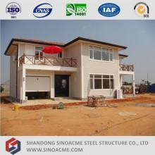 Prefab Light Gauge Stahl Haus Bau