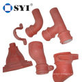 High Quality Grey Cast Iron Fittings and Accessories for the Evacuation of Water From Buildings