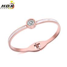 Fashion Stainless Steel Jewelry Diamond Bracelet