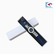 Sencai Chine usine moins cher carton montre poignet rectangle boîte de papier