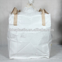 Gran bolsa de uso industrial de 1000 kg FIBC súper sacos para cemento de arena