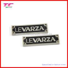 Étiquette de jeans en métal populaire (TC-LA1078)