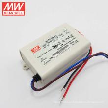 MEAN WELL Switching Fonte de Alimentação 12 voltagem 2a CE APV-25-12
