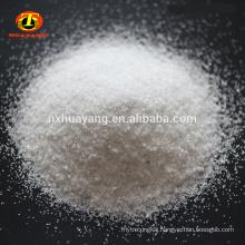 Grinding wheel corundum white aluminium oxide sand