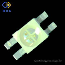 Good heat dissipation Three Chip 6028 RGB SMD LED for Mechanical keyboard