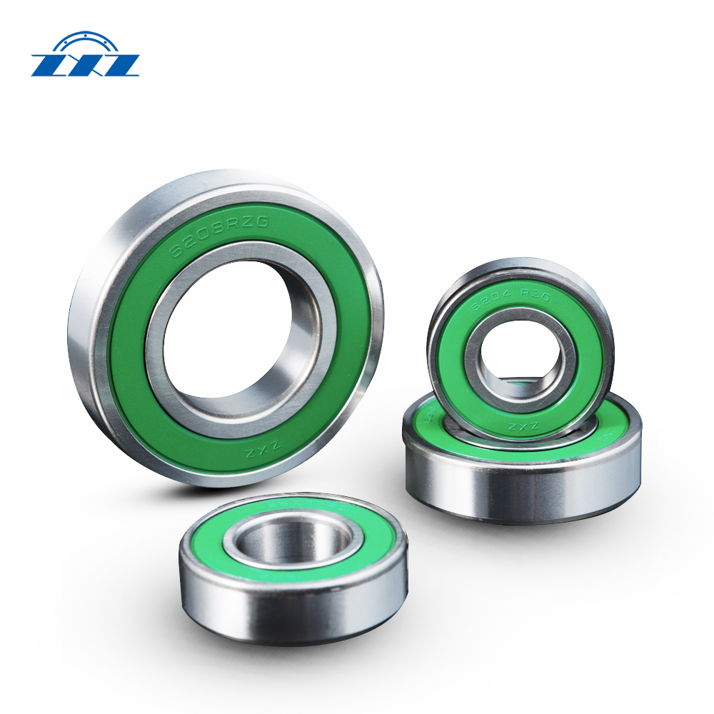 Motor Bearings Low Friction Ball Bearings 7