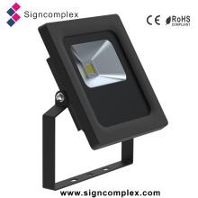 0-355degree Rotatable Waterproof IP65 Slim LED Flood Light 10W