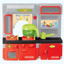 Пластиковые игрушки для кухни B / O Play Set для девочек (H0009357)